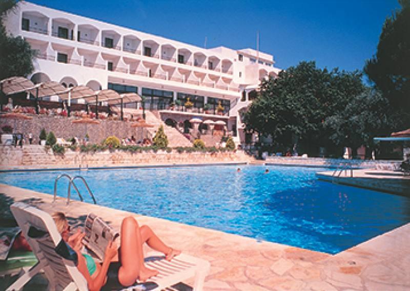 Hotel Magna Graecia - Dassia - Corfu